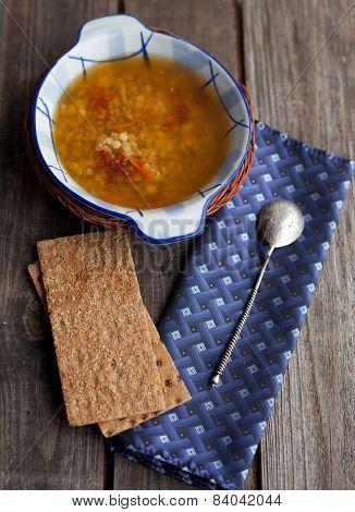 Italian Lentils Soup