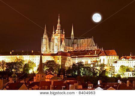The Magnificent Prague Castle