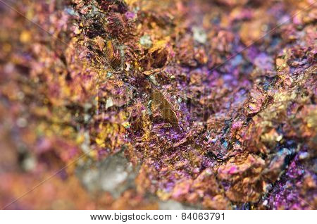 Chalcopyrite, It Has The Chemical Formula (cufes2)