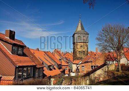 Kehrwieder Tower, Hildesheim