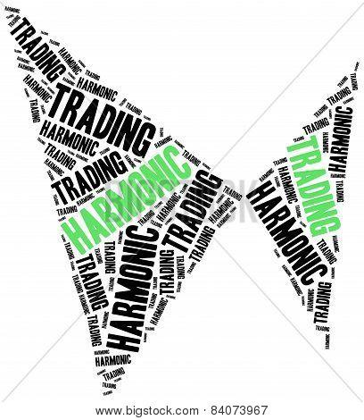 Harmonic Trading. Price Pattern.