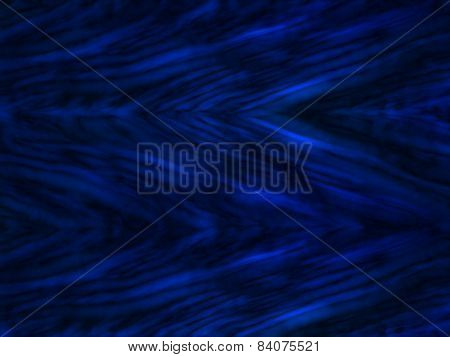 Dark Blue Abstraction