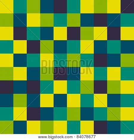 Colorful Mosaic Pattern