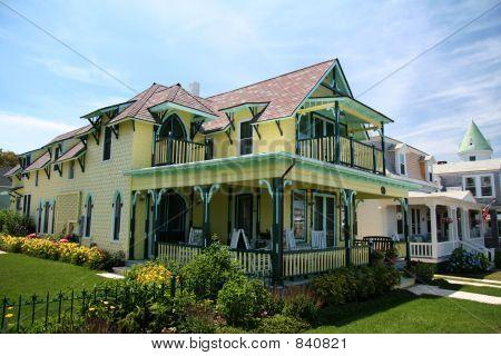 Victorian House on Martha's Vineyard