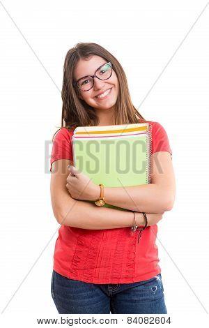 Happy Student!