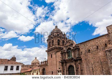 La Merced Convent In Cuzco, Peru