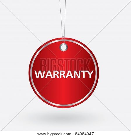 red oval warranty