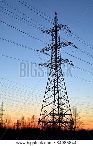 Electrical Transmission Line,