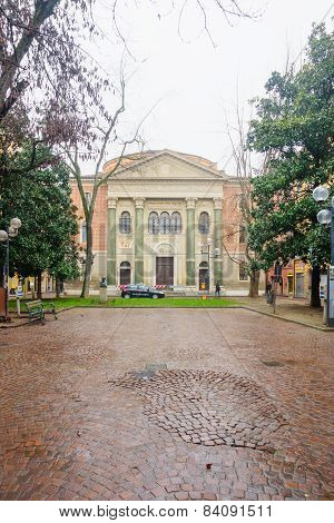 Synagogue, Modena