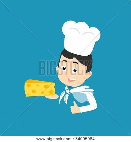 Cooking Icon, Cheese