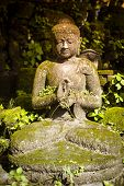 stock photo of stone sculpture  - Bali - JPG