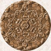 picture of orbs  - Bronze  - JPG