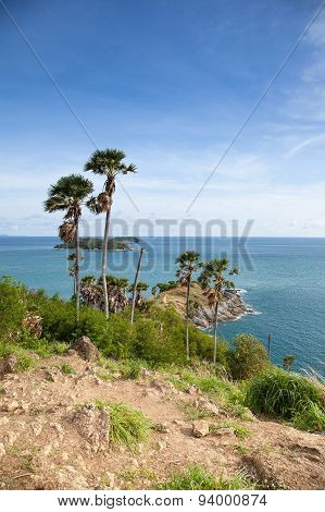 Cape phromthep phuket thailand