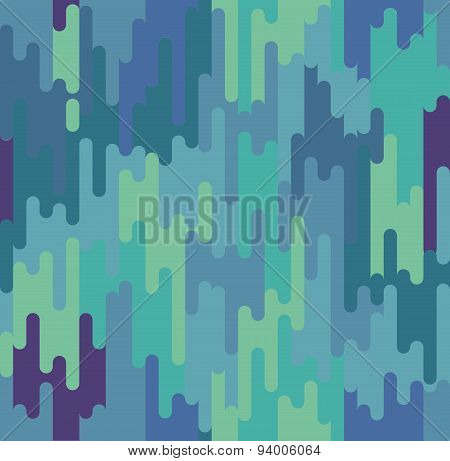 Camouflage stylized seamless pattern