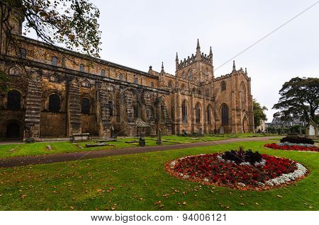 Dunfermline Abbey, Scotland