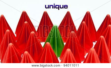 Origami Units, Difference Concept