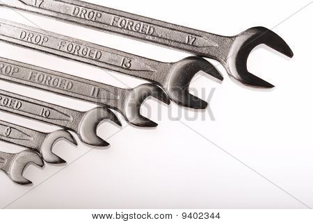 Wrench Chromo Tools