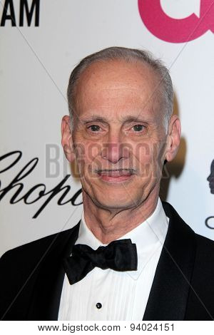 LOS ANGELES - MAR 3:  John Waters at the Elton John AIDS Foundation's Oscar Viewing Party at the West Hollywood Park on March 3, 2014 in West Hollywood, CA