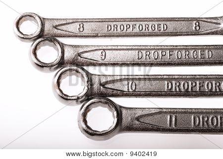 Wrench Chromo Tools