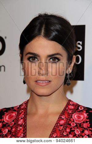 LOS ANGELES - MAR 3:  Nikki Reed at the Elton John AIDS Foundation's Oscar Viewing Party at the West Hollywood Park on March 3, 2014 in West Hollywood, CA