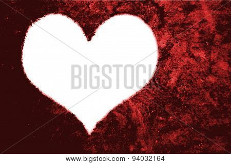 Heart Shapes For  I Love You Text