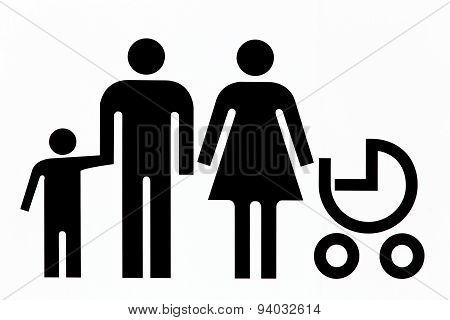 Family pictogram