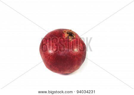Healthy Lifestyle - Ripe Juicy Pomegranate
