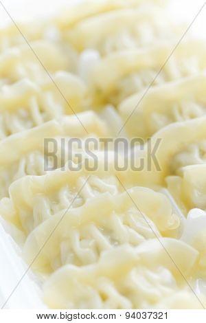 Chinese dim sum, meat dumpling