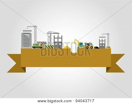 Building Construction Concept