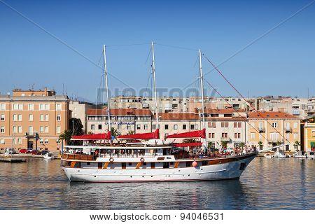 Croatia Sailing Ship