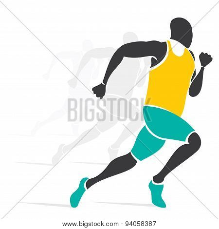 running competition design