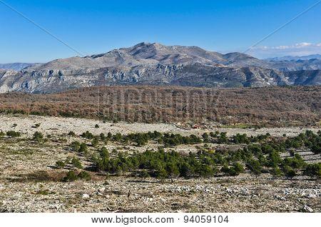 Balkan Mountains, Dalmatia