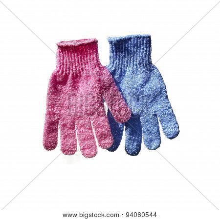 Gloves Isolated