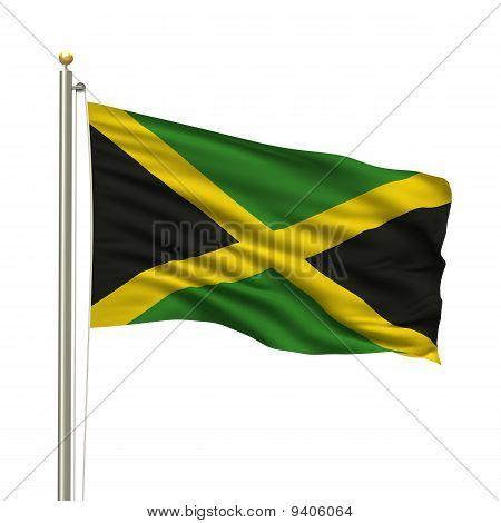 Flag Of Jamaica