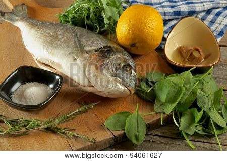 Cooking Dorado Fish