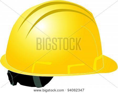 Yellow Helmet