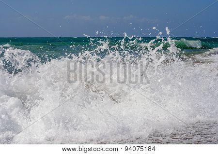 Large Waves.