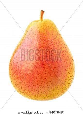 Pear On A White Background