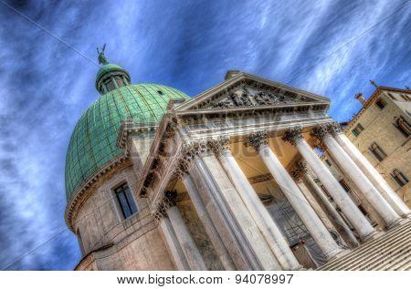 Basilica Di Santa Maria Della Salute, Venice, Italy (hdr)