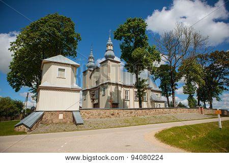 Sesuoliai Church