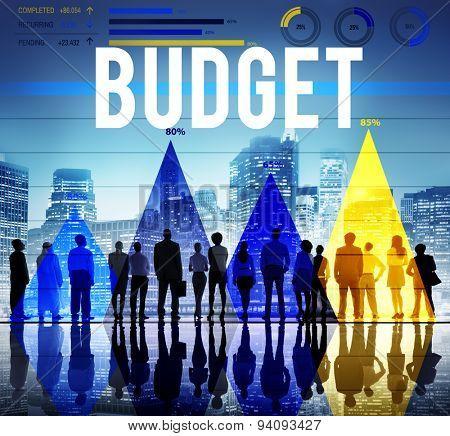 Budget Economy Investment Money Profit Concept