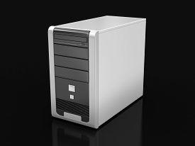 foto of three dimensional shape  - Computer - JPG