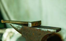 stock photo of anvil  - Tools  - JPG