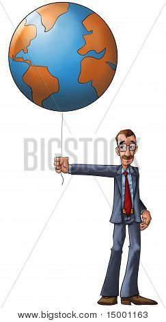Earth My Balloon