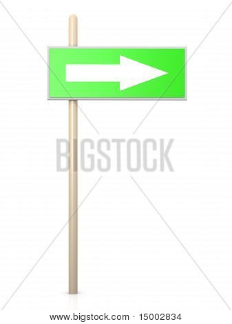 Signpost .