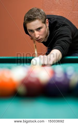 Billiards Player