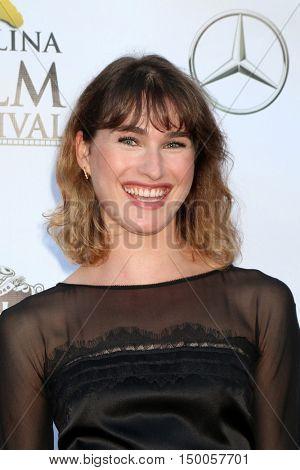 LOS ANGELES - SEP 30:  Mariah Bonner at the Catalina Film Festival - Friday at the Casino on September 30, 2016 in Avalon, Catalina Island, CA