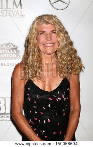LOS ANGELES - SEP 30:  Kelly Nelson Brown at the catalina Film Festival - Friday at the Casino on September 30, 2016 in Avalon, catalina Island, CA