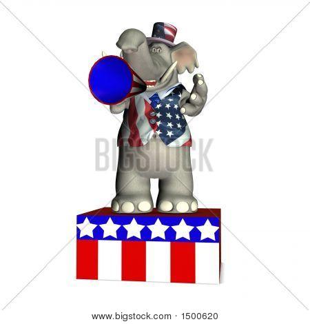 Soapbox - republicano