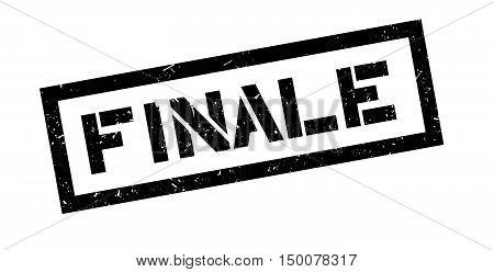 Finale Rubber Stamp